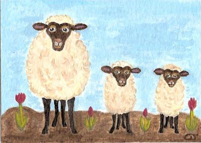 Ewe-Two-Ewe