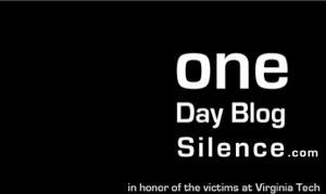 Blog-Silence