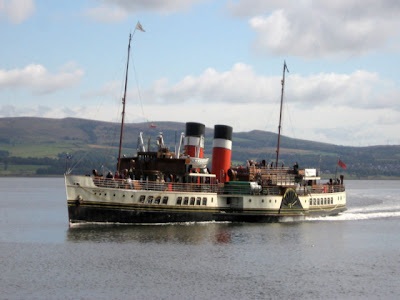 Scottish-Clyde-Loch-Monster-or-Steam-Paddler-Loch-Fyne