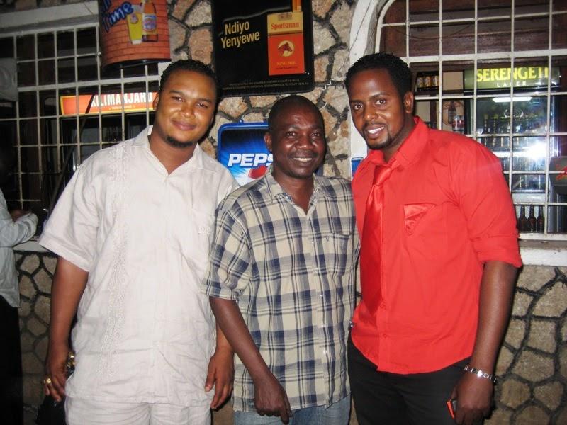 Swahili Time: Kanumba Bongo
