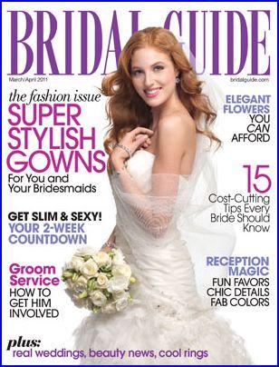 free subscription to bridal guide magazine. Black Bedroom Furniture Sets. Home Design Ideas