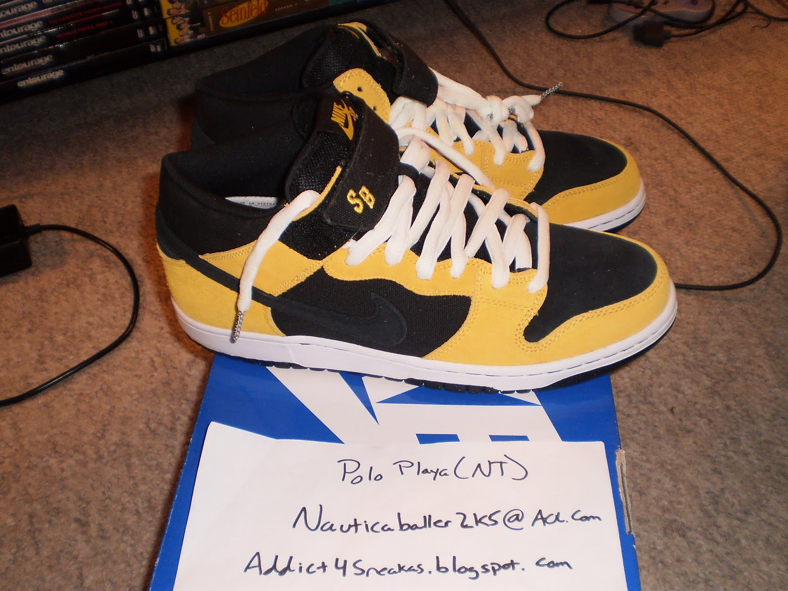 1ef22d94dfa023 Rare Nike Air Force Ones For Sale On Ebay Cars