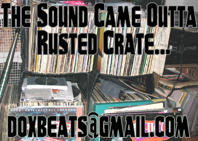 The Sound Came Outta Rusted Crate...
