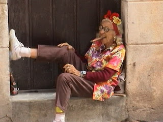 Ein-Hod Babushka Cuba עין-הוד בבושקה קובה