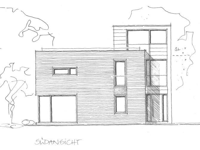 hausbau von der planung zum fertigen kubus es ist vollbracht. Black Bedroom Furniture Sets. Home Design Ideas