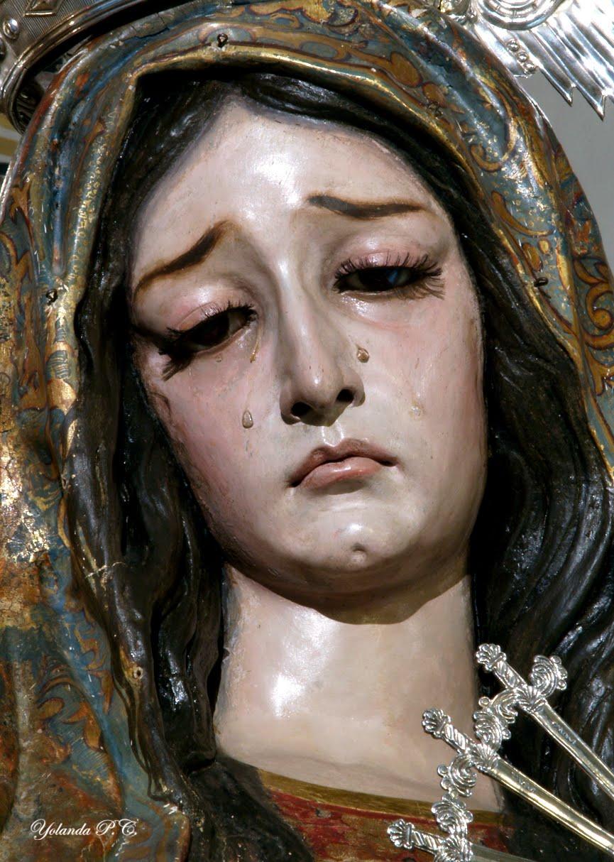 Don De Piedad La Virgen De Los Dolores De Osuna