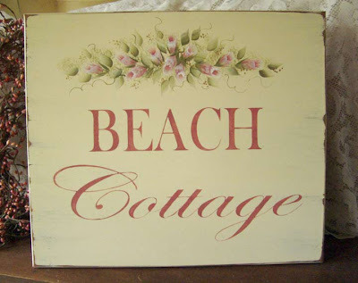 Beach Cottage Style: Pretty Beach Decor Ideas...