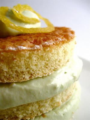 Very Lemony Cake Batter Recipes