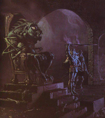 How Much Art Can You Take?: Michael Whelan does Elric of