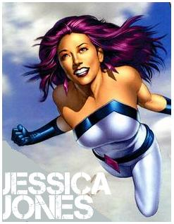 Abc And Marvel Making Show On Super Heroine Aka Jessica Jones Lynn Collins And Rosario Dawson Join Sexy Cast Of Ten Year Stunning New Poster For Sean