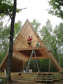 Lesson 1 When Building A Cabin It S Going To Cost Twice As Much And Take Long You Plan Certainly If Money Wasn T An Object Someone Would