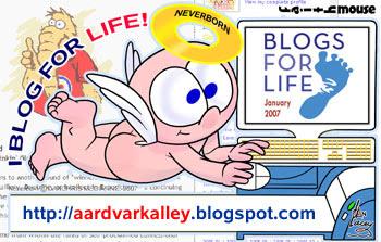 Pro-life Aardvark