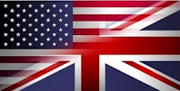 US and British Flag