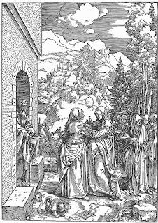 Durer: The Visitation
