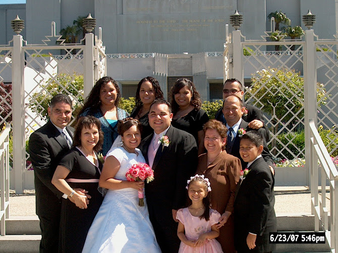 One of the Happiest Days of Our Lives....The Berganza Family and The Maldonado Family