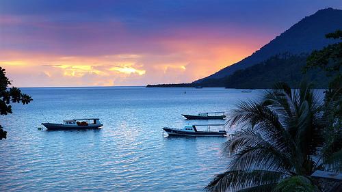 FOTOTaman Laut Bunaken Betapa Indahnya Tempat Ini