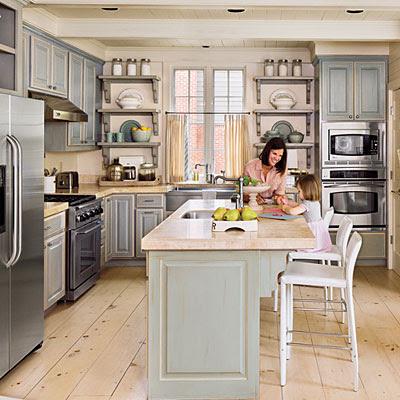 Interior Design Ideas For A Kitchen