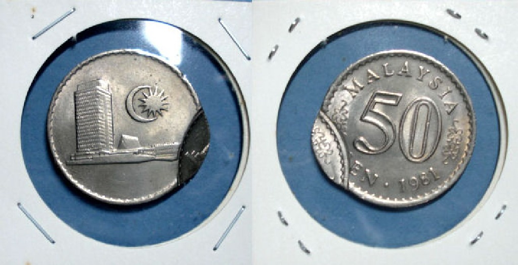 Do you collect error coins? | Lunaticg Coin