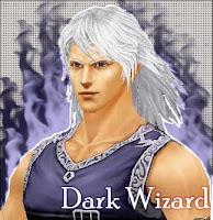 Personajes del Juego DarkWizard