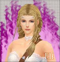 Personajes del Juego Elf