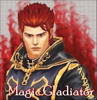 Personajes del Juego MagicGladiator