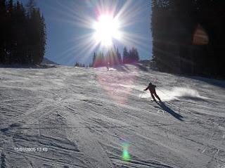 Schnee und Sonne - Wintertraum