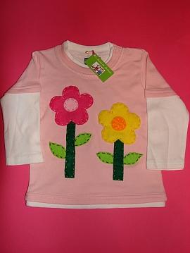 Camisola Flores