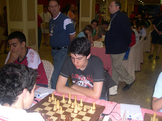 David Recuero, Linares 2007  (España, sub16)