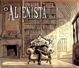 FLAMES: Livro: o Alienista