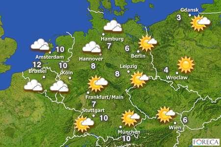 preto vermelho dourado: E o tempo na Alemanha...