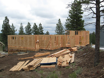 Bend Oregon custom homes.