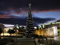 Canberra Christmas Tree 2007