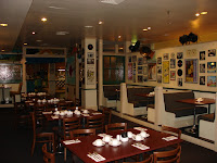 Bobby McGee's Restaurant dining area