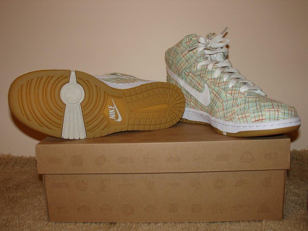 Nike Womens Basketball Shoes Hytop White
