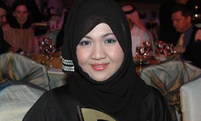 Photo of Mary Jane Alvero Al Mahdi courtesy of pinoydigerati