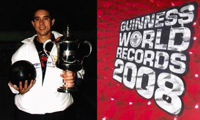 Paeng Nepomuceno Guinness Record Holder