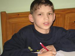 Rüby a csacsogó-Beke Robert 10 éves 3dikos hobbyja:zene olvasás