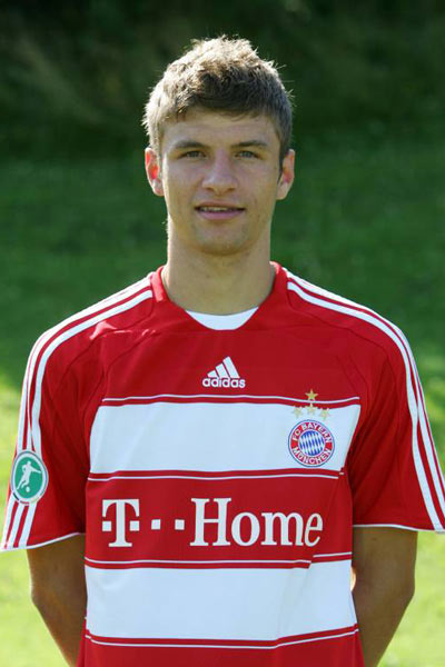 The Best Footballers: Thomas Muller, the attacking ...