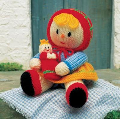 %C3%B6rg%C3%BC+oyuncak+bebek+%289%29 Örgü oyuncaklar nasıl yapılır