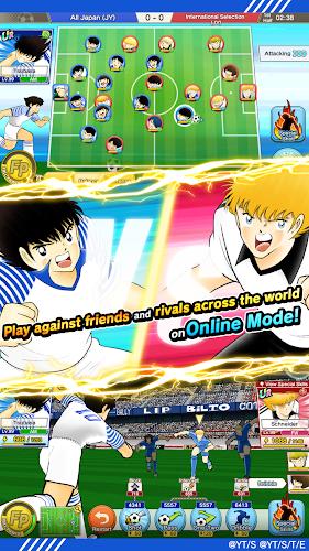 Captain Tsubasa: Dream Team Screenshot 02