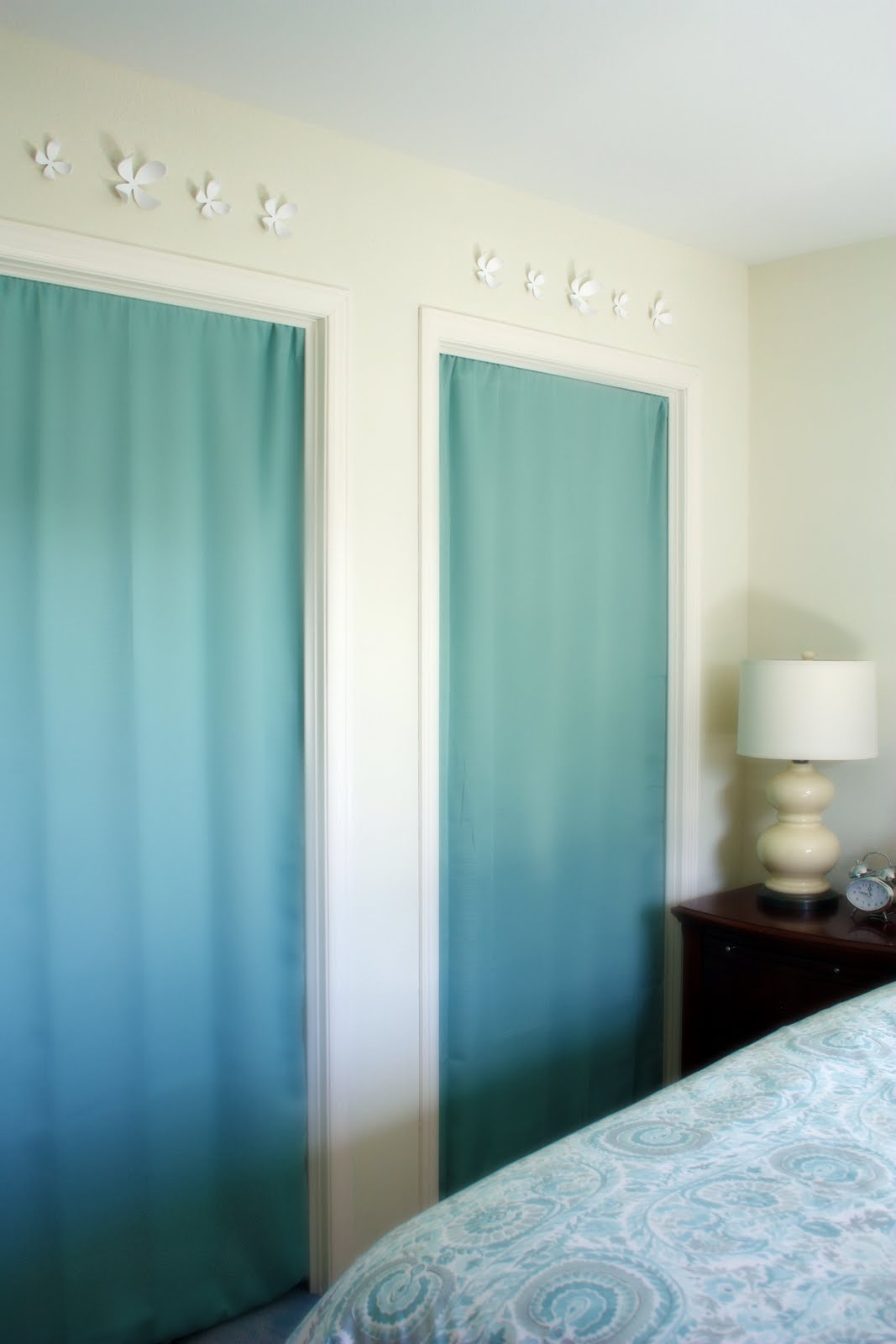 Closet Curtain Iheart Organizing September Featured Space Bedroom Conquering