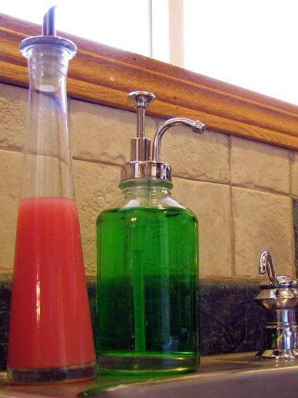 Decorative Dishwashing Liquid Bottles Awesome Decorative Dish Soap Bottles