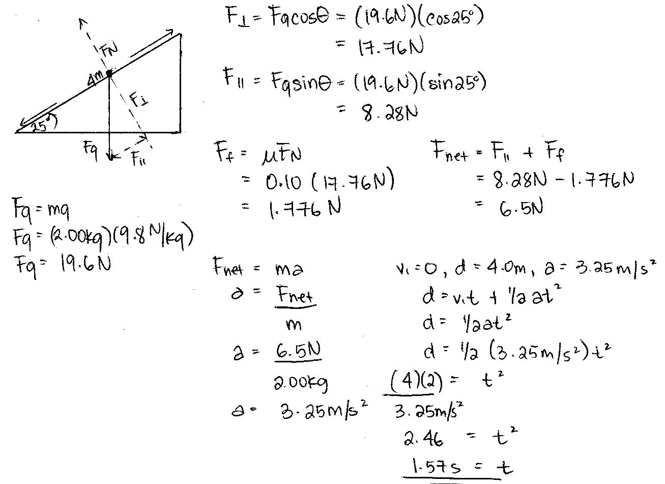 Physics12fall Dynamics Review