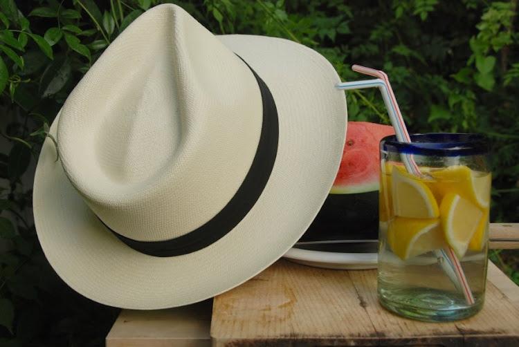 Verano con Sombrero General - Chic Too Chic 4fb48113502