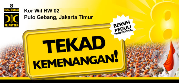 .:: PKS RW 02 Rawa Kuning Pulo Gebang Jakarta Timur ::.