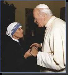 Dos Santos que nos enseñaron el camino del Amor