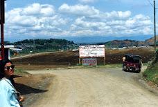 Parque Industrial al principio