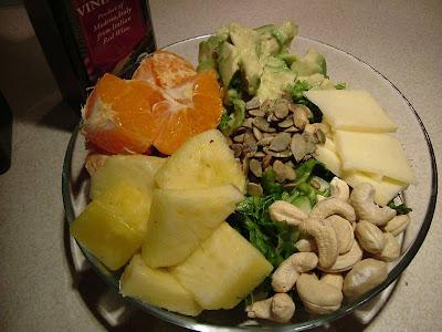 Dinner & Salad