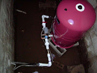 New pressure tank system.  Click to enlarge