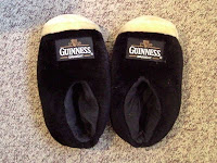 These old slippers saw a LOT of use